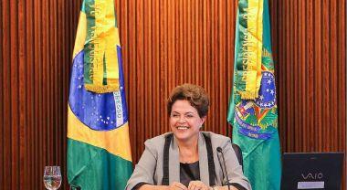 President Dilma Rousseff. Photo by Roberto Stuckert Filho/PR