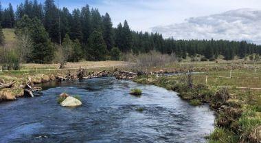 Oxbow Conservation area. (Oregon, United States) Photo by Aaron Reuben/IUCN.