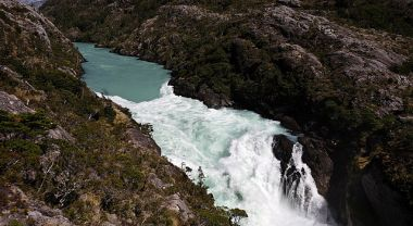 Developers proposed a five-dam project in Patagonia, Chile that would produce 2,750 megawatts of power but flood 23 miles of wilderness. Photo credit: International Rivers, Flickr