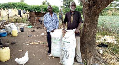 Farmers who just bought Safi Sarvi fertilizer