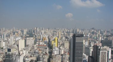 Brazil's energy sector is now a major source of the country's emissions. (São Paulo, Brazil) Photo by Bernardo Barlach/Flickr.