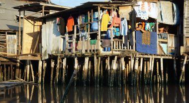 Indonesia slums