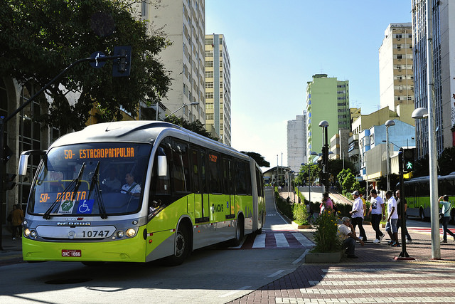 <p>Belo Horizonte's MOVE BRT system. Photo by Mariana Gil/EMBARQ Brasil</p>