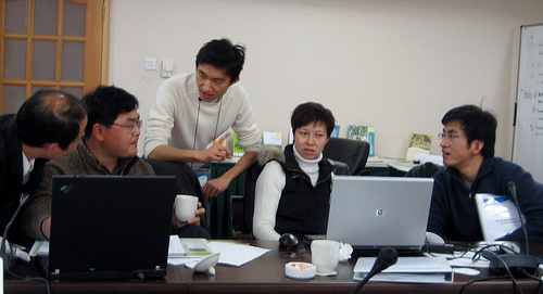 <p>TAI training Yunnan</p>