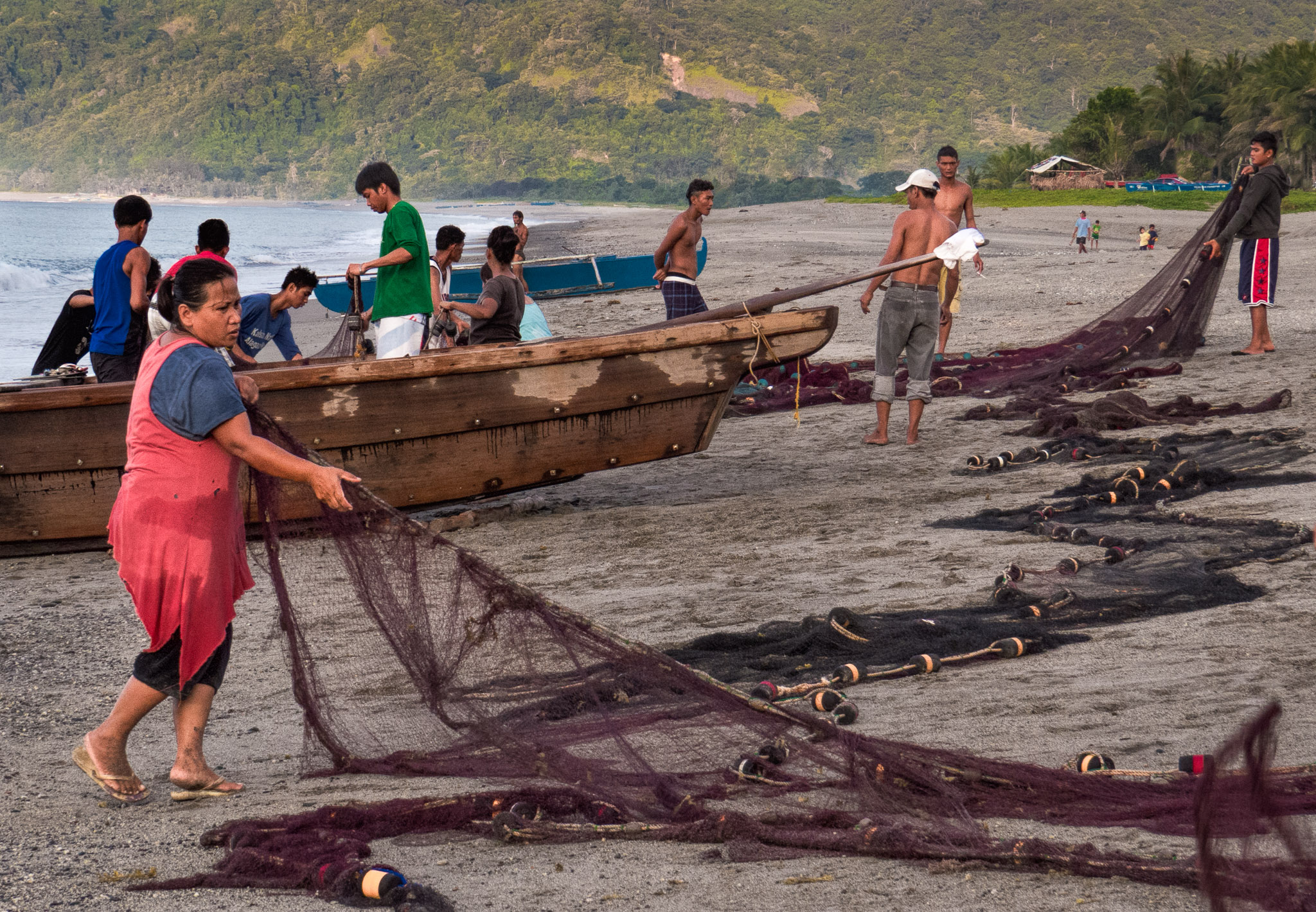 <p>Village fishing in Pagudpud, Philippines. Photo by Wayne S. Grazio/Flickr</p>