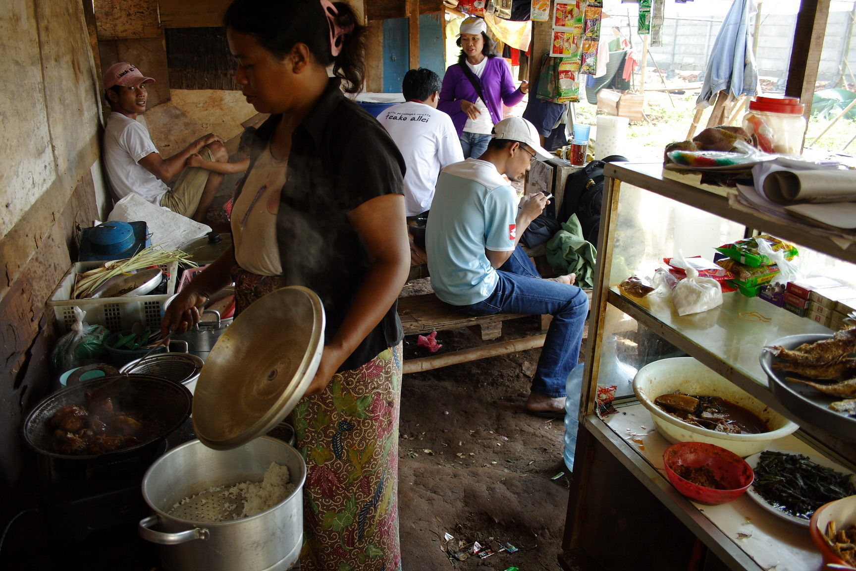 <p>A kitchen in Indonesia. Flickr/Caka-caka</p>