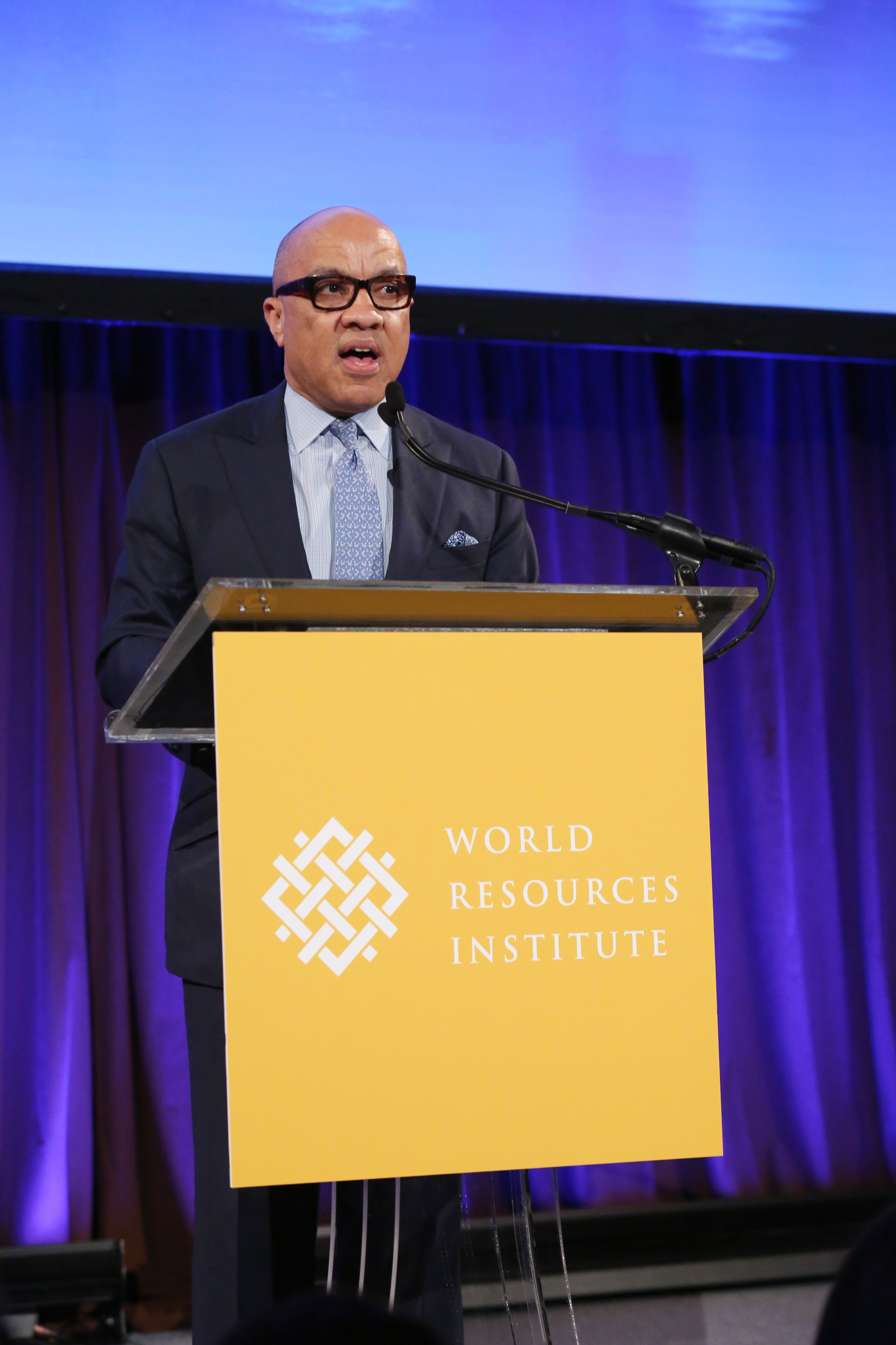 <p>Darren Walker, President of the Ford Foundation.</p>