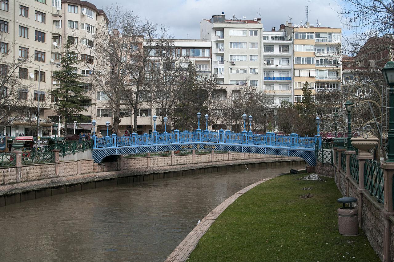 <p>Eskişehir, Turkey</p>