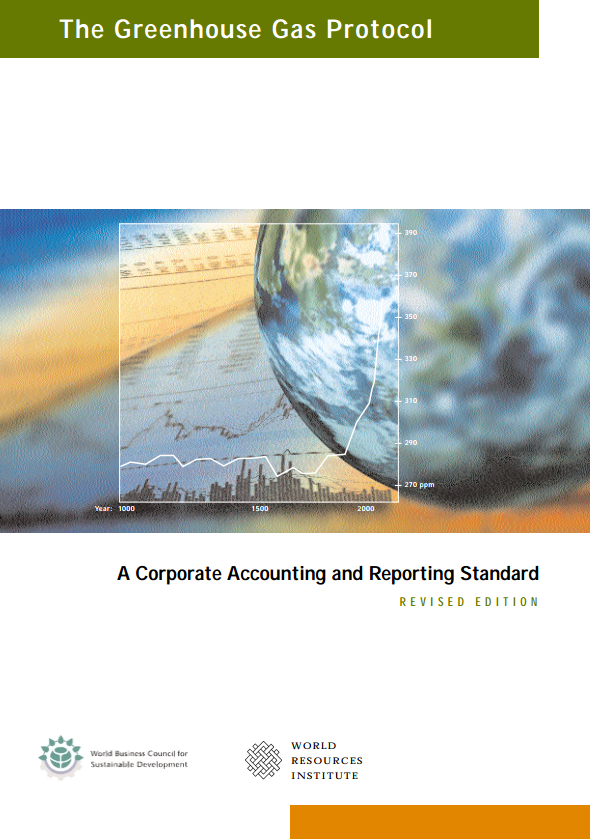 <p>The GHG Protocol Corporate Standard provides guidance for companies around the world to quantify and report their emissions. Around 60 percent of Global Fortune 500 companies use the GHG Protocol to measure and manage their emissions.</p>