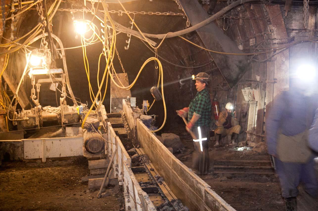 <p>A coal mine in Silesia, Poland. Wikimedia/Krzystof Kwasny.</p>