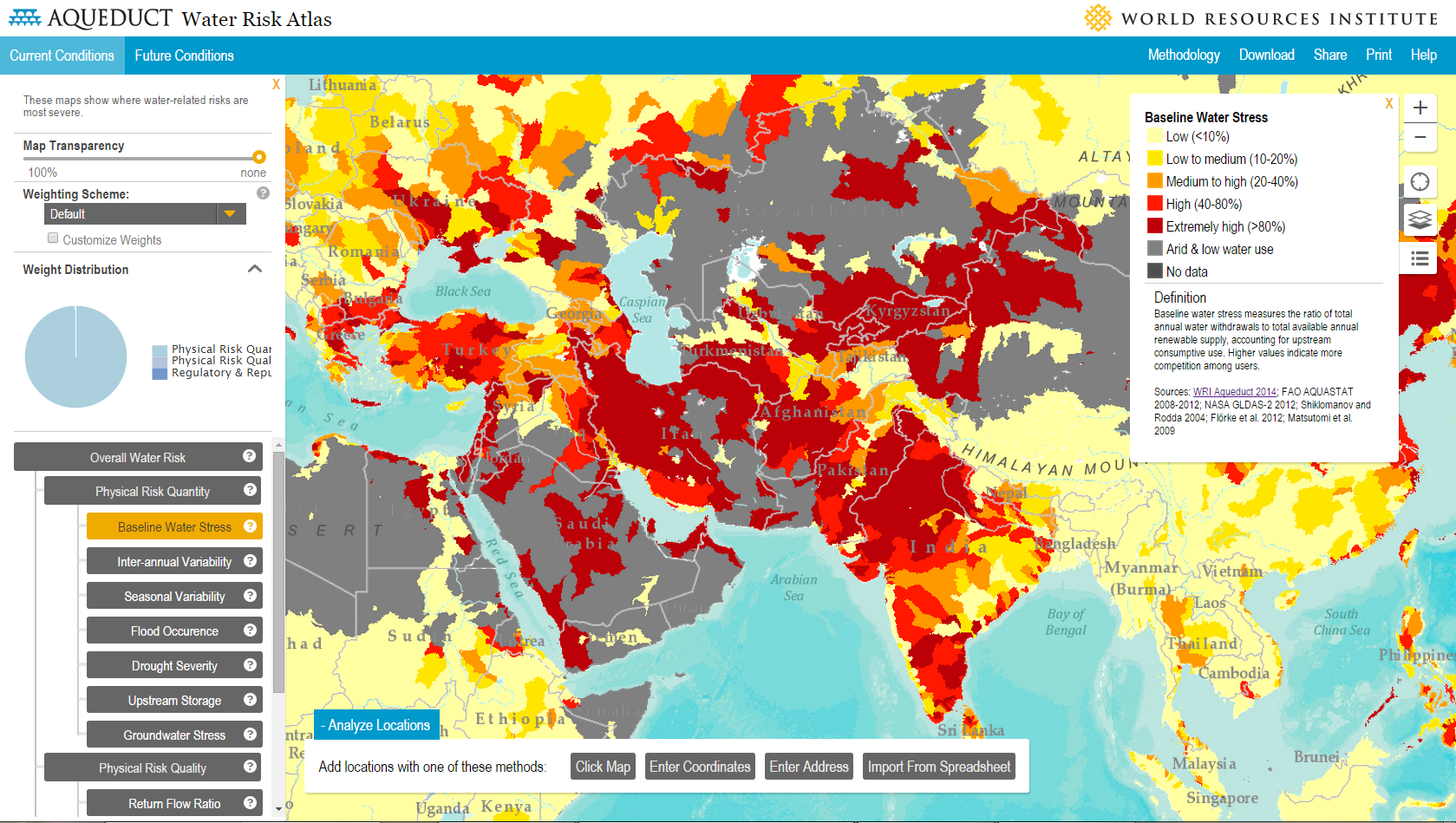 Nasa satellite data help show where groundwater is and where it dry surface look out below gumiabroncs Gallery