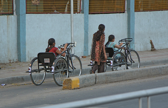 <p>The Transforming Transportation conference will discuss how to implement and scale up sustainable transport systems, such as bike lanes. Photo credit: Flickr/Meena Kadri</p>