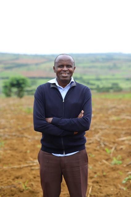 <p>Jean Baptiste Mutabaruka.</p>