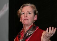 <p>DuPont CEO Ellen Kullman</p>