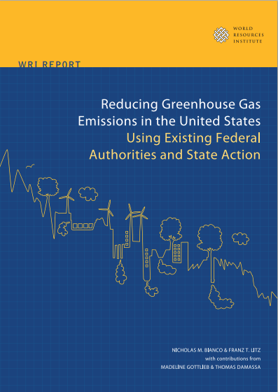 <p>WRI included vehicle emissions standards as part of its 2010 report, <em>Reducing Greenhouse Gas Emissions in the United States Using Existing Federal Authorities and State Action</em></p>