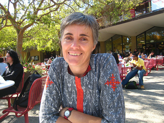 <p>Robin Chase is the founder of Zipcar, Buzzcar and GoLoco. Photo by Amit Gupta/Flickr</p>