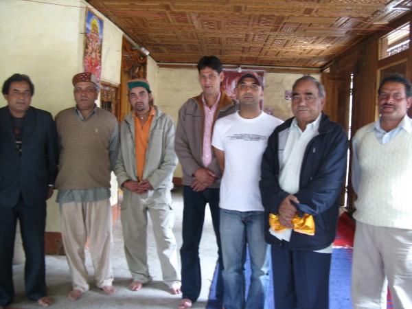 <p>Villagers from Thatulkod. Photo credit: Saurabh Lall</p>