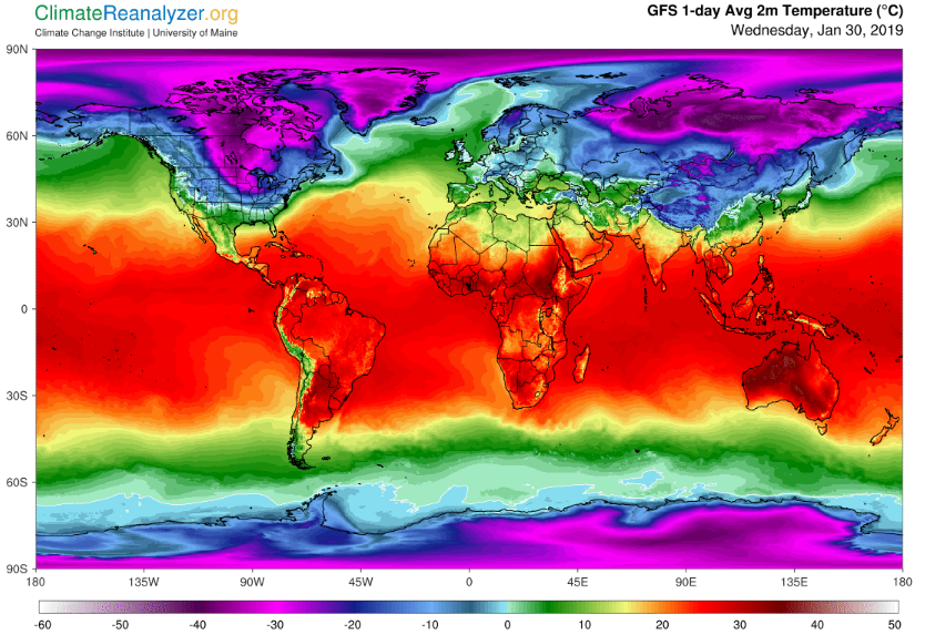 <p>Map from ClimateRealizer.org, generated from the NCEP Global Forecast System (GFS) model</p>