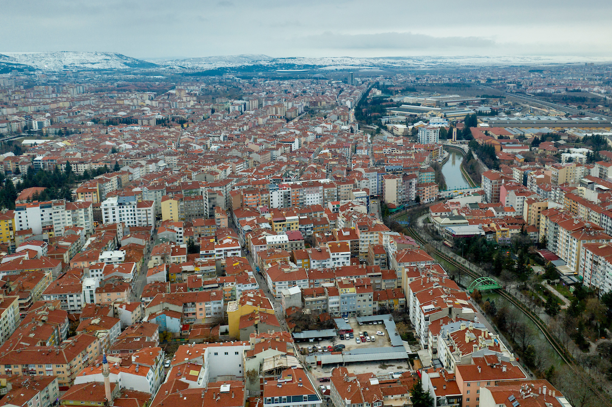 <p>Eskişehir is Turkey's 11th largest city and, after a 25-year revitalization effort, a model for sustainability and inclusivity. Photo by Kyle LaFerriere</p>