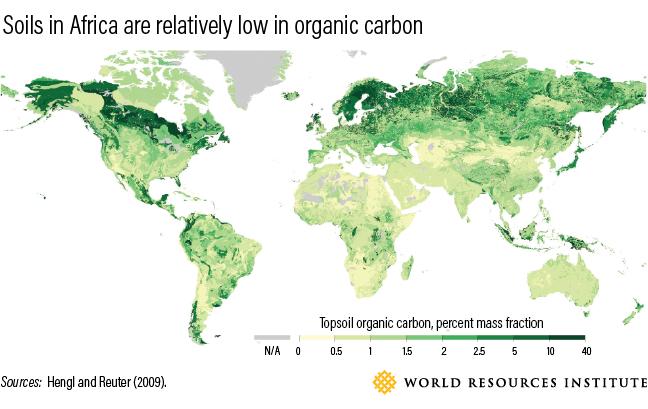Как прокормить 10 миллиардов человек к 2050 году, в 21 графике